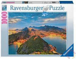 Ravensburger Guanabara-öböl Rio de Janeiro 1000 db-os (19052)