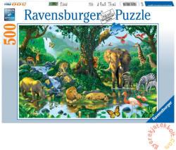 Ravensburger Harmónia a dzsungelben 500 db-os (14171)