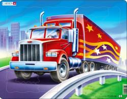 Larsen Maxi puzzle - Kamion 25 db-os US3