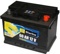 Starline 60Ah 540A Jobb+