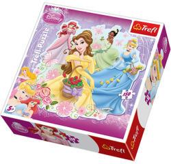 Trefl Disney - Csodaszép Hercegnők 150 db-os (39067)