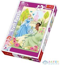 Trefl Disney Hercegnők és a tavasz 100 db-os (16180)