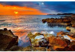 Trefl Spanyolország tengerpartja 1500 db-os (26110)