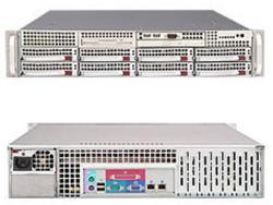 Supermicro CSE-825S2-560