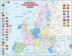 Larsen Európa országai 70 dbos K63