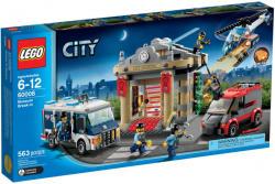 LEGO City - Múzeumi betörés (60008)