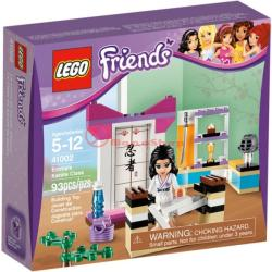 LEGO Friends - Emma és a karate edzése (41002)