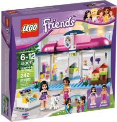 LEGO Friends Hearthlake város állatkertje 41007