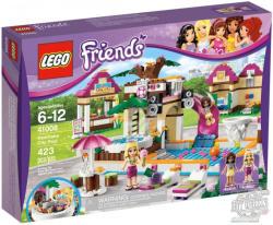 LEGO Friends - Hearthlake város uszodája (41008)