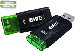 EMTEC Click & Fast C650 64GB USB 3.0 ECMMD64GC650
