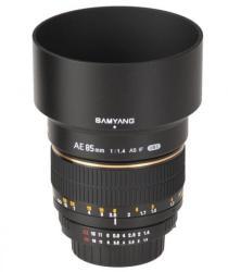 Samyang 85mm f/1.4 (Sony/Minolta)