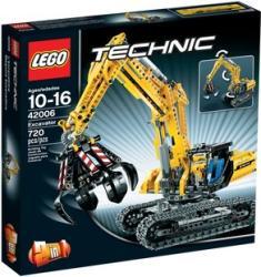 LEGO Technic - Exkavátor (42006)