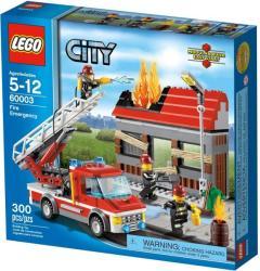 LEGO City - Tűzoltó rohamkocsi (60003)