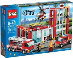 LEGO City - Tűzoltóállomás (60004)