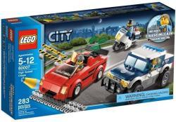 LEGO City - Vakmerő száguldás (60007)