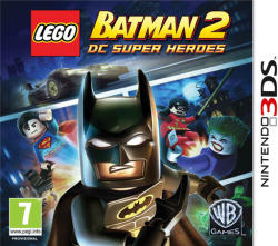 Warner Bros. Interactive LEGO Batman 2 DC Super Heroes (3DS)