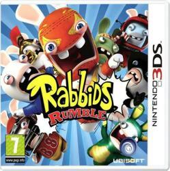 Ubisoft Rabbids Rumble (3DS)