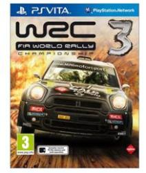 Black Bean WRC 3 FIA World Rally Championship (PS Vita)