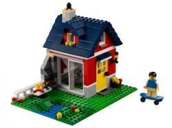 LEGO Creator - Kis nyaraló 31009