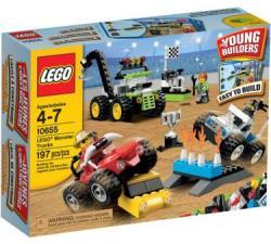 LEGO Bricks - Óriás vontató 10655