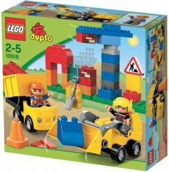 LEGO Duplo - Első építkezésem (10518)