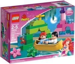 LEGO Duplo - Ariel varázslatos csónakázása (10516)