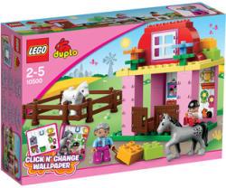 LEGO Duplo - Lóistálló (10500)