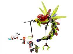LEGO Galaxy Squad - Hajlított fullánk (70702)