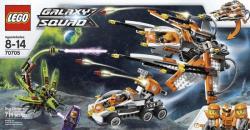 LEGO Galaxy Squad - Bogáreltávolító (70705)