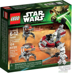 LEGO Star Wars - Clone Trooper™ vs Droidekas™ (75000)