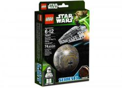LEGO Star Wars - Republic Assault Ship™ & Planet Coruscant™ 75007