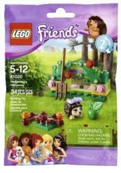 LEGO Friends - Süni búvóhelye 41020