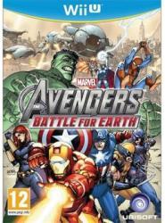 Ubisoft Marvel Avengers Battle for Earth (Wii U)