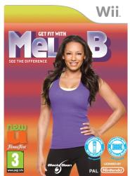 Black Bean Get Fit with Mel B (Wii)