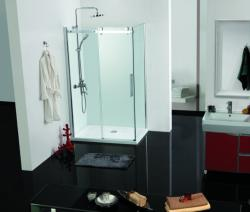 Sanotechnik Elegance 80x120x195 cm szögletes (N8120U)