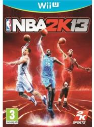 2K Games NBA 2K13 (Wii U)