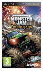 Activision Monster Jam Path of Destruction (PSP)