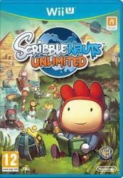 Warner Bros. Interactive Scribblenauts Unlimited (Wii U)