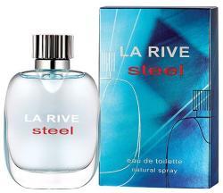 La Rive Steel Men EDT 90ml