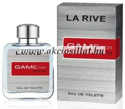 La Rive Game for Men EDT 90ml
