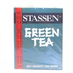Stassen Szálas Zöld Tea 100g