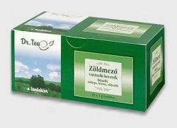 Dr. Tea Zöldmező Teakeverék 20 Filter