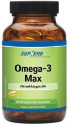 Supherb Omega-3 Max kapszula 60 db