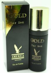 America Gold Men EDT 50ml