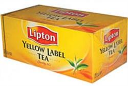 Lipton Yellow Label Fekete Tea 50 filter