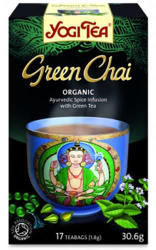 YOGI TEA BIO Zöld Chai 17 filter
