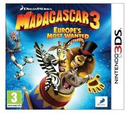 D3 Publisher Madagascar 3 (Nintendo 3DS)