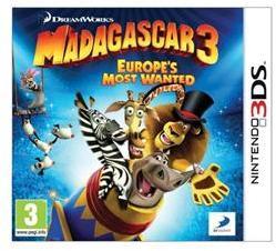 D3 Publisher Madagascar 3 (Nintendo 3DS)