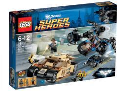 LEGO Super Heroes DC Universe Batman VS Bane A hajsza 76001