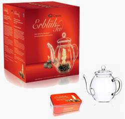 Creano Abloom Virágzó tea ajándék doboz fehér teával